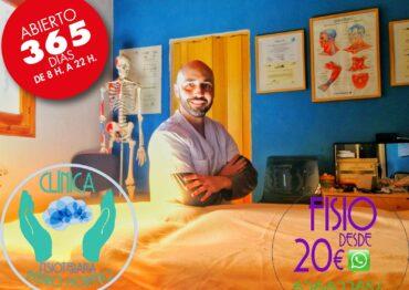 Clinica Fisioterapia Pedro Moreno
